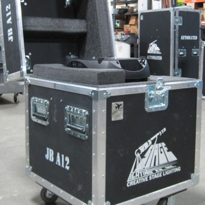 Northern Case for JB-lighting A12 LED Moving Head