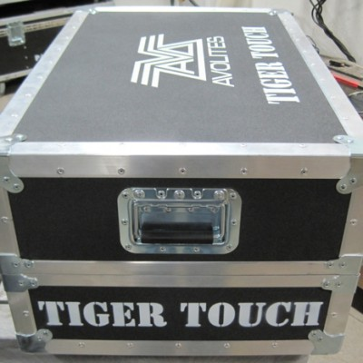 Northern Case for Avolites Tiger Touch