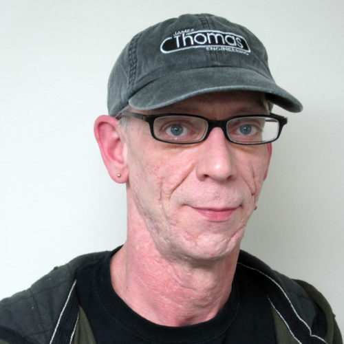profile photo of phil heid of creative stage lighting