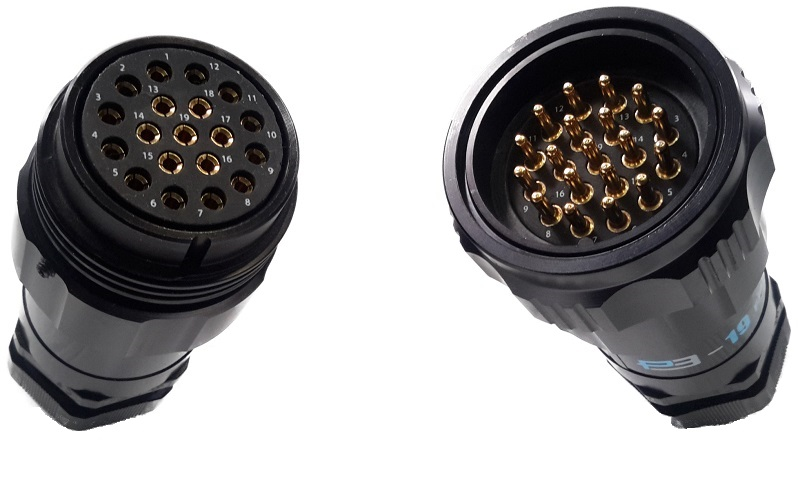 Phase 3 Showsafe Connectors