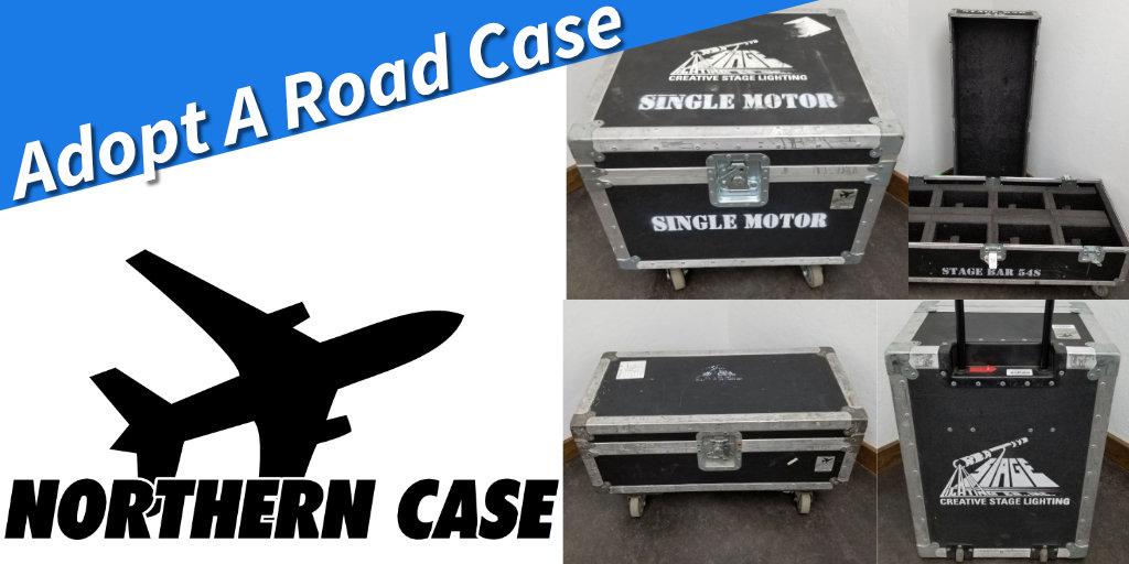 adopt a road case