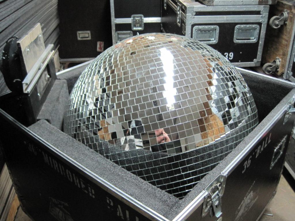 36-inch Mirror Ball