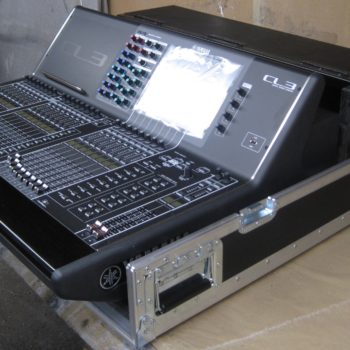 Northern Case for Yamaha CL3 Digital Mixing Console