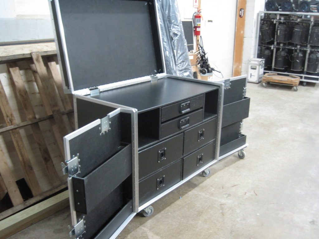 Custom Northern Case Workbox