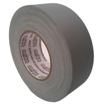 Entertainment Industry Tape Grey Gaffer Tape.