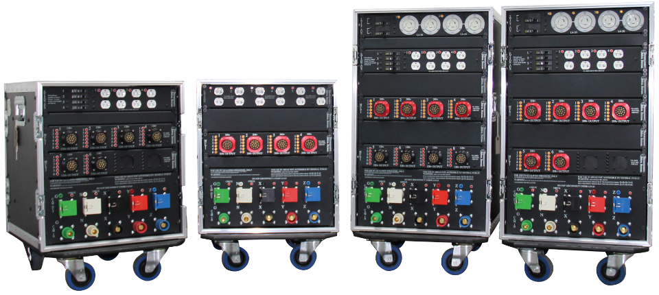 Standard Entertainment Power Systems Power Distribution Units